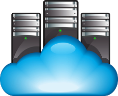 servers in the cloud