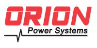 orion power systems logo
